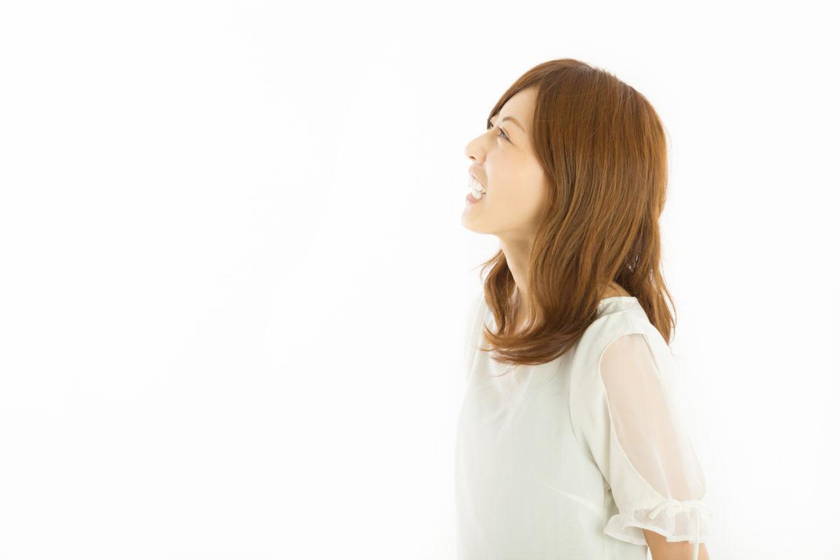 落ち着いた雰囲気の笑顔が素敵な美人モデル 山形モデルネット
