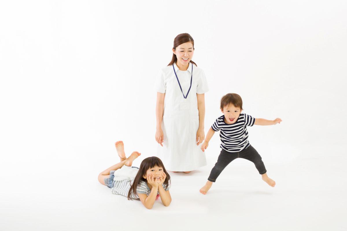 二人のお子さまがモデルデビュー|山形モデルネット