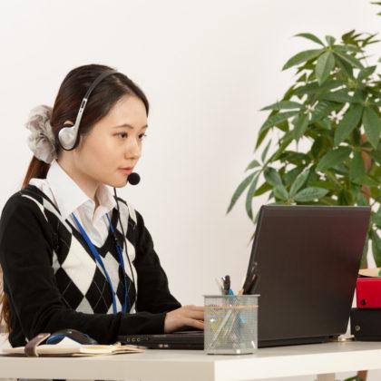 働く女性のビジネスシーン|山形モデルネット