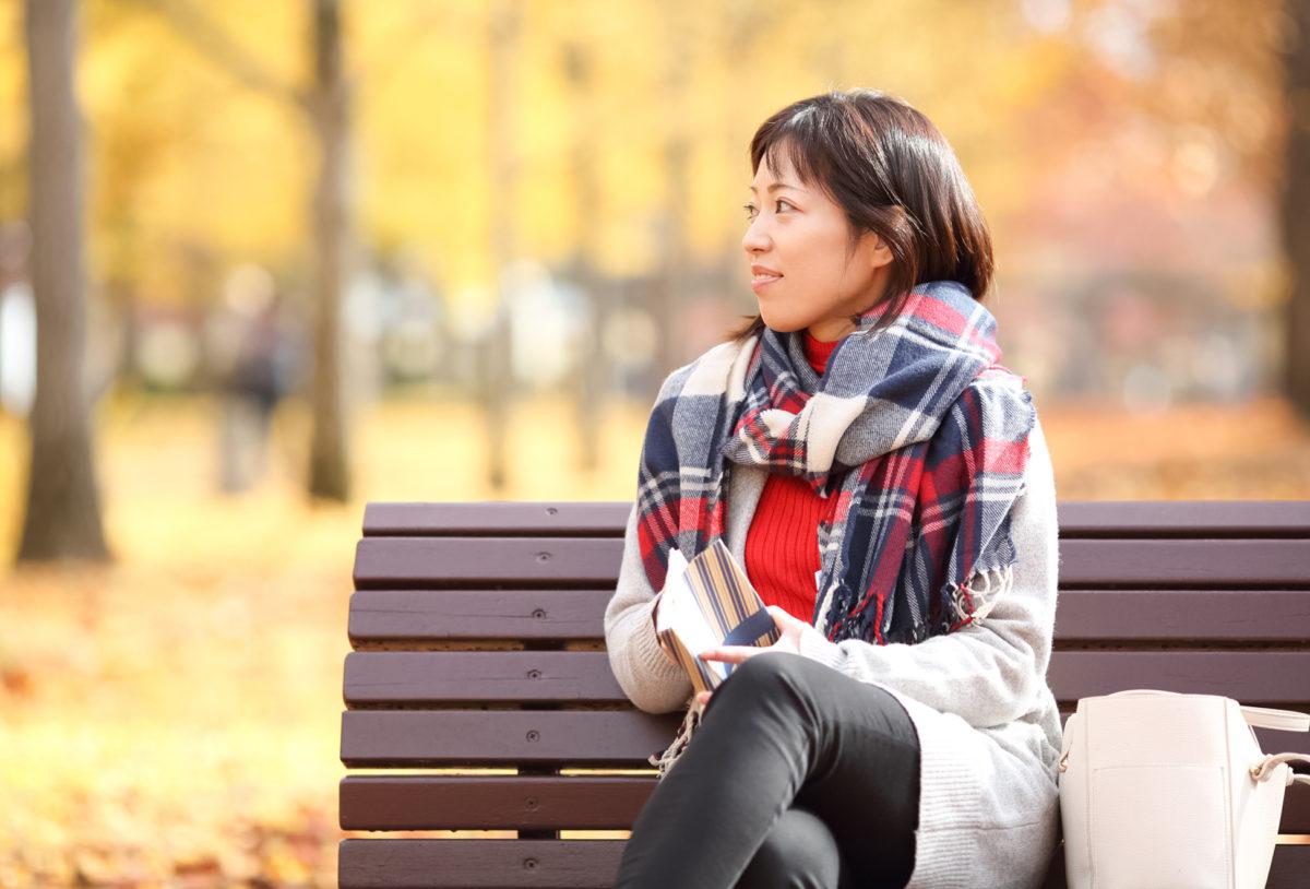 天童市の山形県総合運動公園で2018年最初で最後の秋イメージの撮影|山形モデルネット
