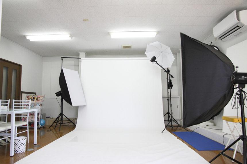 山形の格安レンタルフォトスタジオのご案内|山形モデルネット