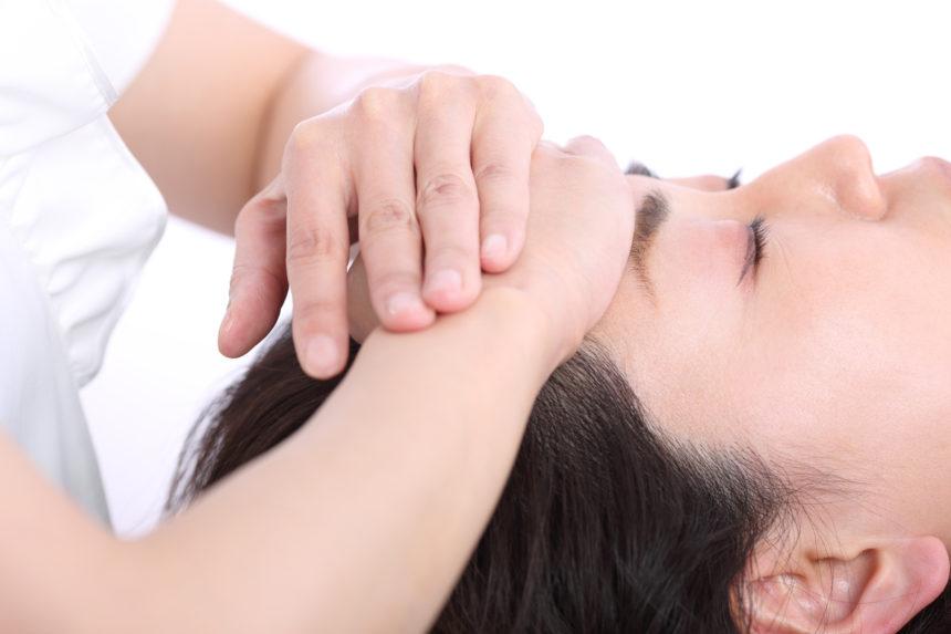 美容・エステ・針治療シーン